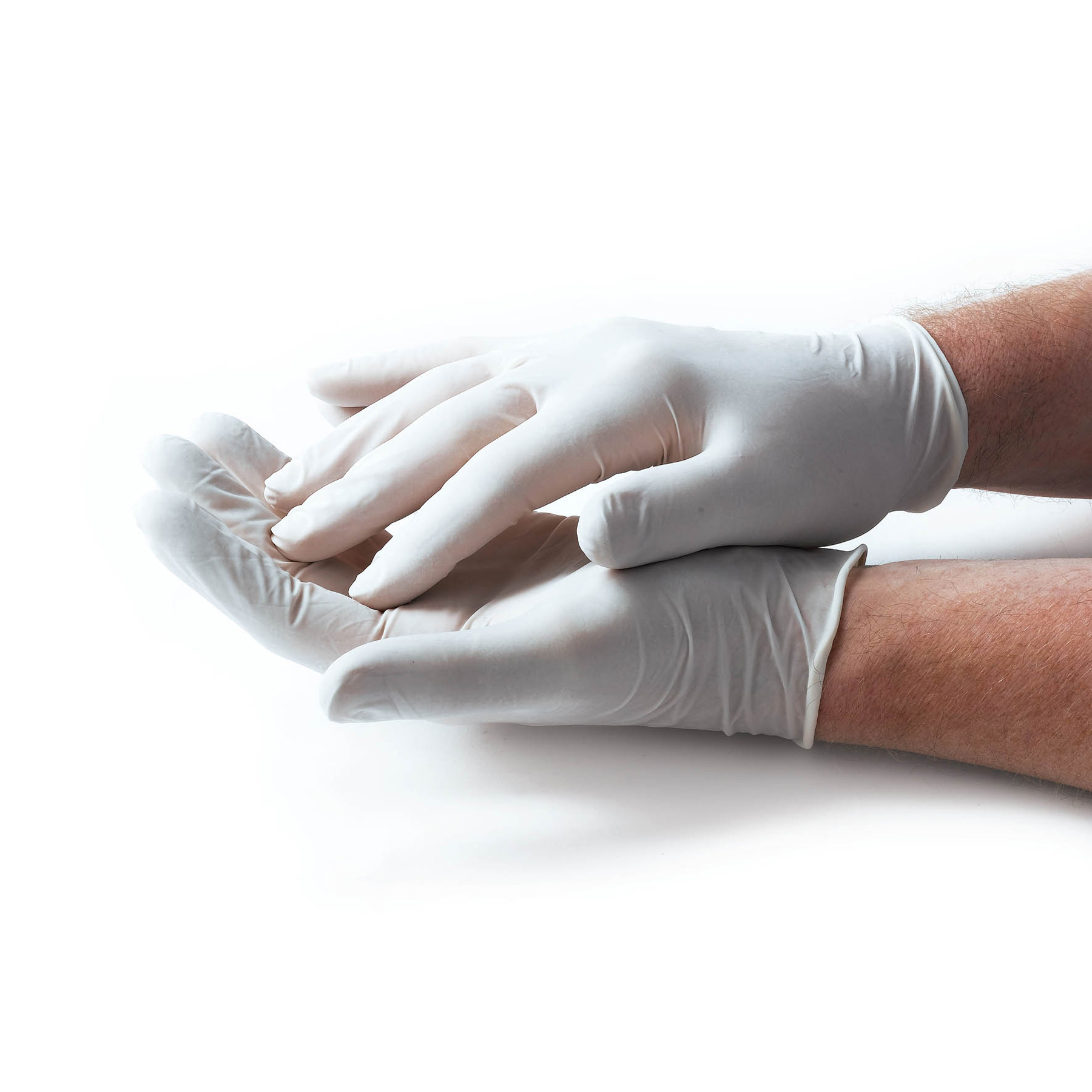 Disposable Nitrile Gloves - Large (100Pk)