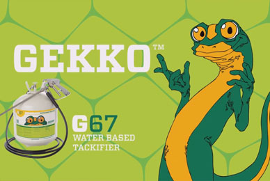 Gekko G67 in action